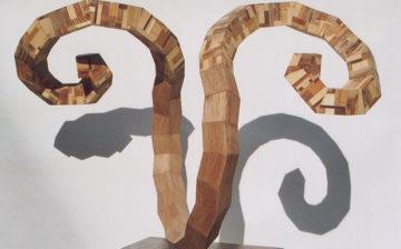 """Expositie """"Ritmische Constructies"""" van de internationale bekende kunstenaar Roland de Jong Orlando"""