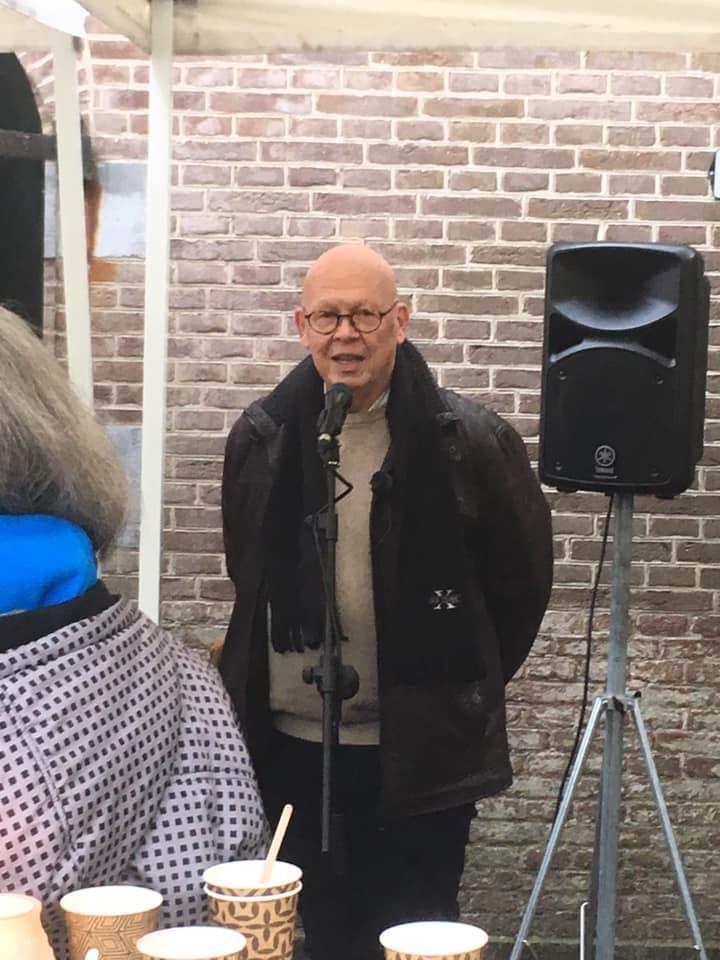 Opening 16-11-2019 foto-expositie 'ZELFRESPECT' van Johannes van Camp!